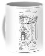 Anesthetic Machine Patent 1919  Coffee Mug