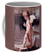 Angel - The Angel Of Love Coffee Mug
