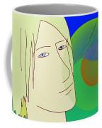 Angel And The Light Coffee Mug