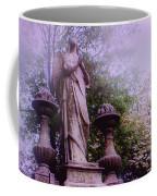 Angel At Old Swedes Coffee Mug
