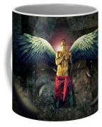Angel Body Art Coffee Mug