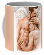 Angel Embrace Coffee Mug