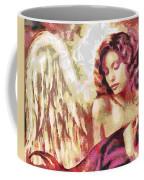 Angel Fragmented Coffee Mug
