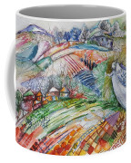Angel From Jacob's Ladder Coffee Mug