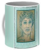 Angel Greetings Coffee Mug
