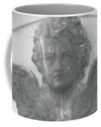 Angel In Grey Coffee Mug