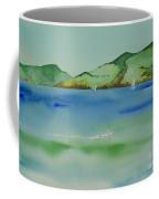 Angel Island Unplugged Coffee Mug