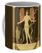 Angel Le Tombeau De Bilitis Coffee Mug