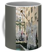 Angel New York City Coffee Mug