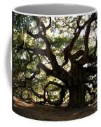 Angel Oak In November Coffee Mug