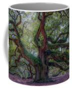 Angel Oak Tree Deeply Rooted History Coffee Mug