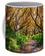 Angel Oaks In Sunshine Coffee Mug