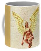 Angel Of Love By Mb Coffee Mug