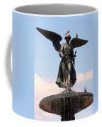 Angel Of The Waters Pigeons Coffee Mug