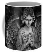 Angel Praying Coffee Mug