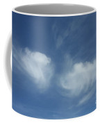 Angel Wings In The Sky Coffee Mug