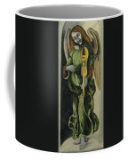Angel With Violin Coffee Mug