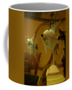 Angelfish Reflections Coffee Mug
