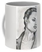 Angelina Jolie Coffee Mug