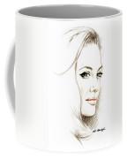 Angelina Jolie Coffee Mug