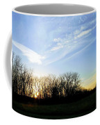 Angels Above Coffee Mug
