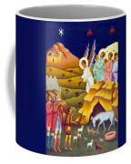 Angels And Shepherds Coffee Mug