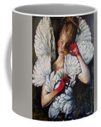 Angel's Dont Cry. Coffee Mug