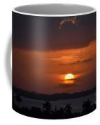 Angel's Head Sunset Coffee Mug