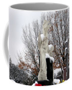 Angels In The Winter Coffee Mug
