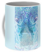 Angels Ketubah-reformed And Interfaith Version Coffee Mug