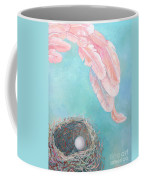 Angel's Nest Coffee Mug by Ana Maria Edulescu
