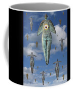 Angels Of Quebec Coffee Mug