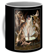 Angels Surround Cupid  Coffee Mug