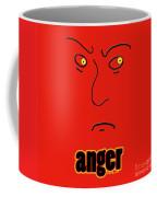 Anger Coffee Mug