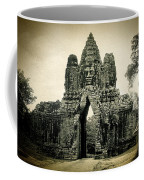 Angkor Thom Southern Gate Coffee Mug
