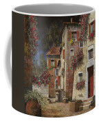 Angolo Buio Coffee Mug by Guido Borelli