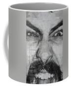 Angry Man Coffee Mug