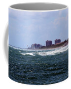 Angry Ocean Coffee Mug