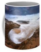 Angry Sea Coffee Mug