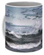 Angry Waters Of Lake Ontario Coffee Mug