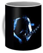 Angus Young On Guitar Coffee Mug