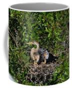 Anhinga Babies Coffee Mug