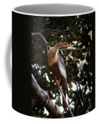 Anhinga Water Fowl Coffee Mug
