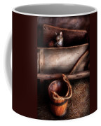 Animal - Cat - Push Me Coffee Mug