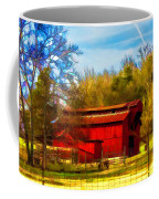 Animal Farm Painting Coffee Mug