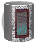 Animal  Ketubah- Reformed And Interfaith Version Coffee Mug