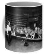 Animal Tamer Coffee Mug