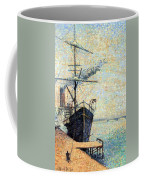 Ankerplaats 1885 Coffee Mug