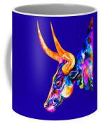 Ankole Longhorn Coffee Mug