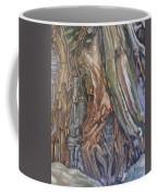 Ankor Temple Trees  Coffee Mug